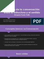 El Análisis de La Conversación