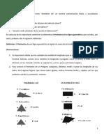 Perímetro, área y volumen