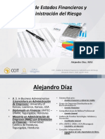 CCIT - ADB Análisis de Estados Financieros y Asministración Del Riesgo (8 y 9 de Agosto de 2018)