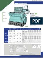 Akasaka AX Diesel Catalog