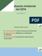 La Fiscalizaciòn Ambiental