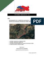 Informe Tecnico N° 02 - EAB