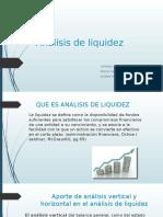 Análisis de Liquidez Exposicion