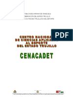 Manual Cenacadet