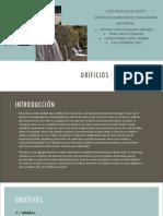 Orificios Diapositivas - Final