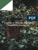 Catálogo materiais