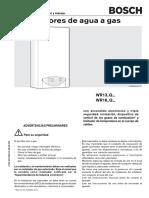 Manual de Uso Wr 16 Hdg