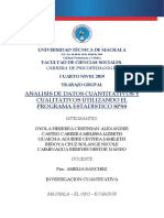 SPSS 20 Investigacion Cuantitativa