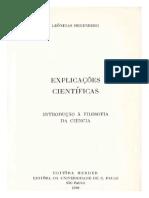 DocGo.net-Introdução à Filosofia Da Ciência - L. Hegenberg