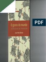 BESSE, Jean-Marc. as Cinco Portas Da Paisagem