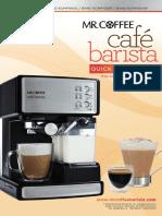 MRC26251 Cafe Barista Recipe Guide - QSG_v7a_final