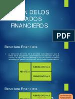 Visión de Los Estados Financieros