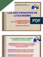 resumen 10 principios de economía