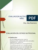 Evaluacion Nutricional Del Niño 2018 II Ucsur