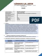 Silabus Fund.electron 2018 II