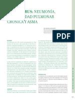adv neumonia