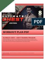 ULTIMATE CHEST Workout Plan by Guru Mann