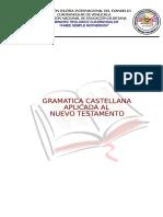 Gramatica Castellana Aplicada Nt