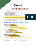 Heywood, Politics Summary
