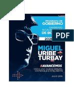 Miguel Uribe - Avancemos