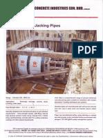 OKA Jacking Pipes Catalogue