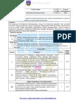 EE372 Biomedical Instrumentation