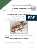 Información Técnica Aceros y Propiedades