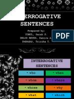 Interrogative Ppt