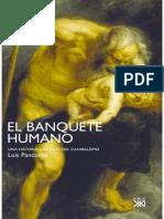 El Banquete Humano. Una Historia Cultural Del Canibalismo -