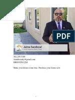Jaime Sandoval Lakewood Realtor