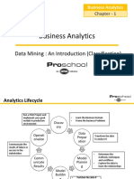 Data Mining and Classification