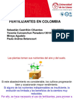 Fertilizantes en Colombia VETERINARIA