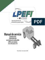 servicio ford f550