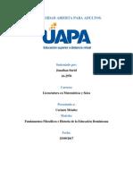 TAREA 3 FILOSOFIA DE LA EDUCACION.docx
