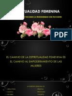 ESPIRITUALIDAD FEMENINA.pptx