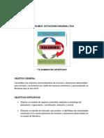 Logo Insumos -Dotaciones Ltda