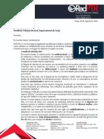 Cotizacion Social Media Manager Trubunal Departamental Tarija