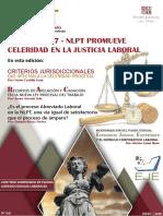Revista Nueva Ley Procesal Del Trabajo