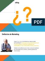 CLASE 1 Estrategia de Marketing - PLAN de MARKETING