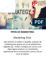 Clase 1 - Tipos de Marketing