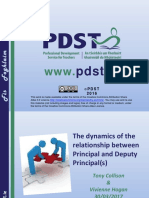 The dynamics of the relationship between Principal and Deputy Principal(s)  (1).pptx