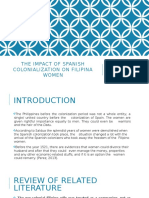 the impact of Spanish colonialization on Filipina women.pptx
