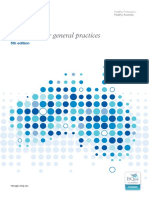 RACGP Standards for General Practices 5th Edition