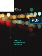 Capital IQ Brochures CorporateFinance Spanish