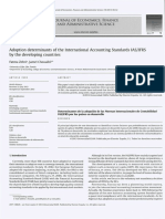 Journal Adopsi IFRS