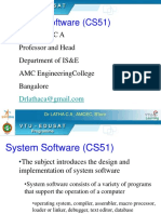 system software unit 1