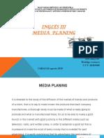 Trabajo de Ingles Media Planning