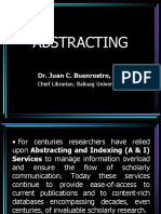 ABSTRACTING AND INDEXING  SERVICES.ppt