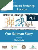 Our Sakman Story by Mario Borja