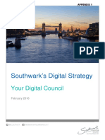 Appendix 1 Southwarks Digital Strategy